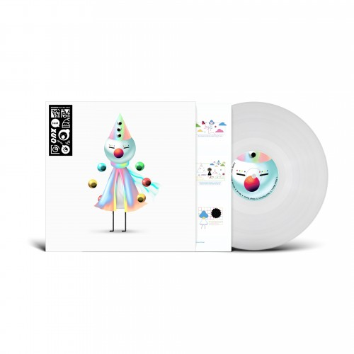 Clear Tamei / Steel Mogu - Iglooghost