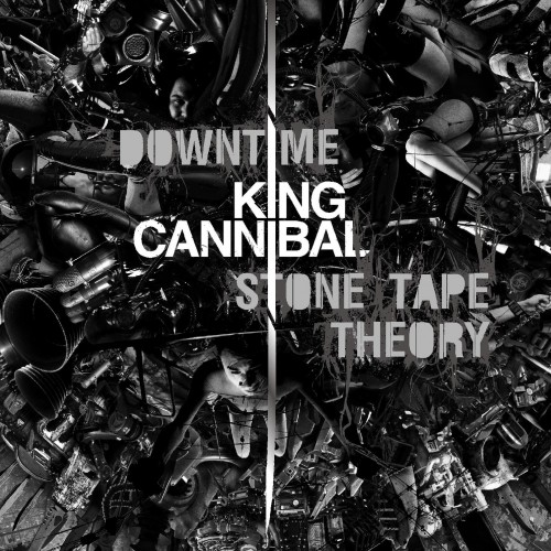 Downtime / Stone Tape Theory - King Cannibal