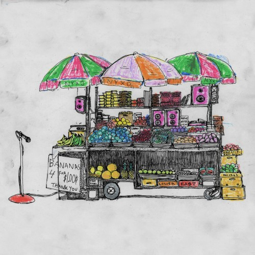 Fruit Stand -