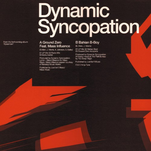 Ground Zero - Dynamic Syncopation