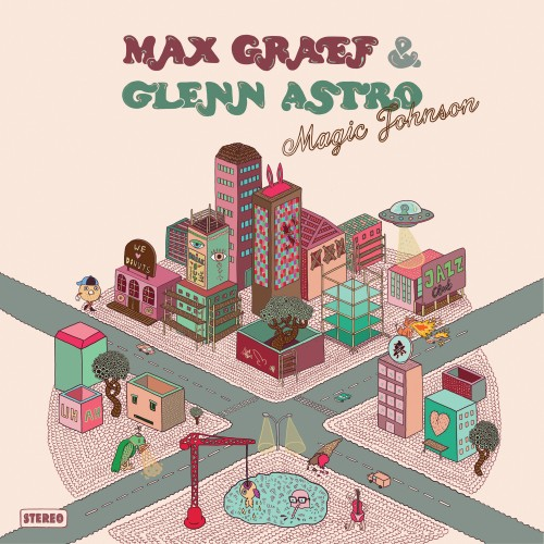 Magic Johnson - Max Graef & Glenn Astro