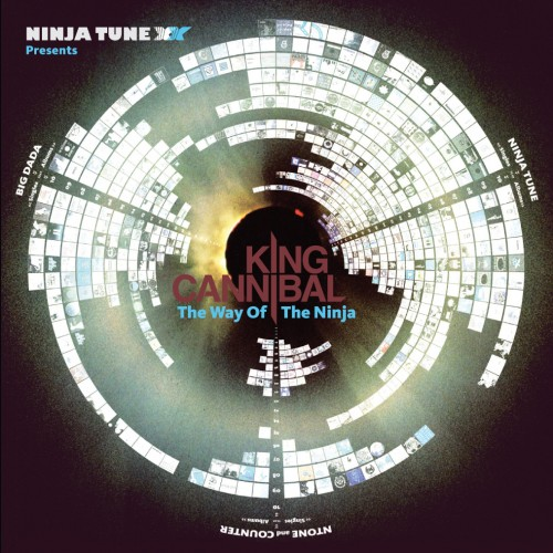Ninja Tune XX presents King Cannibal 'The Way Of The Ninja' - Various Artists