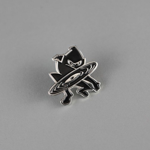 Pin Badge -