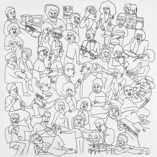 Projections - Romare