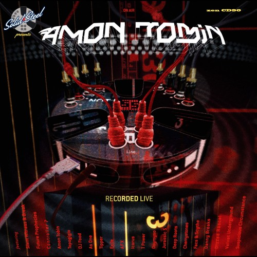 Solid Steel presents Amon Tobin - Various Artists