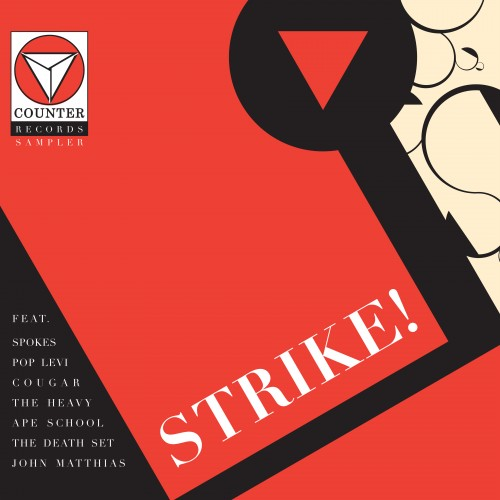 Strike! (Counter Records Sampler) - Various Artists